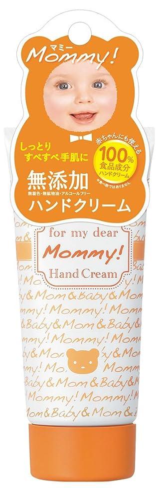 交流する食事を調理するアレルギー性マミー ハンドクリーム 60g