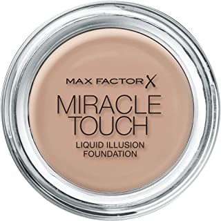 Max Factor Miracle Touch Liquid Illusion Foundation , Rose Beige 65