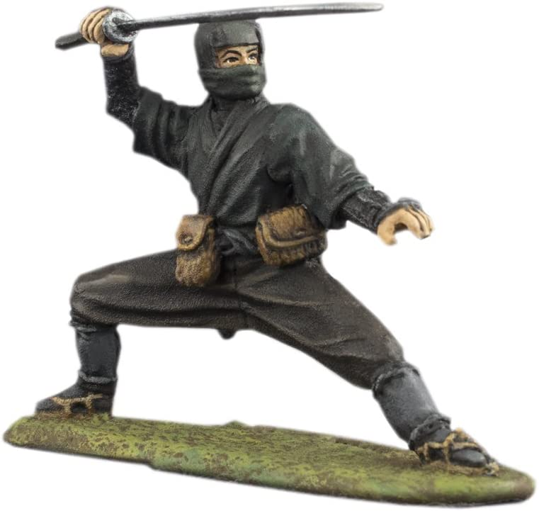 Ronin Miniatures - Ninja Shinobi Tin Arlington Mall Collection Metal Toy Ha Challenge the lowest price of Japan ☆