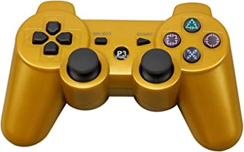 $107 » WTBH PS3 Controller Used for Gamepad PS3 Controller Wireless Bluetooth Joystick Used for Playstation 3 Game Console Wirele...