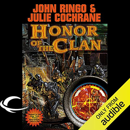 Honor of the Clan cover art