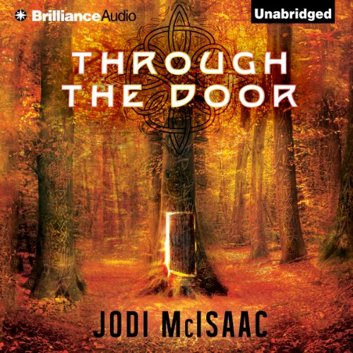Through the Door audiobook cover art