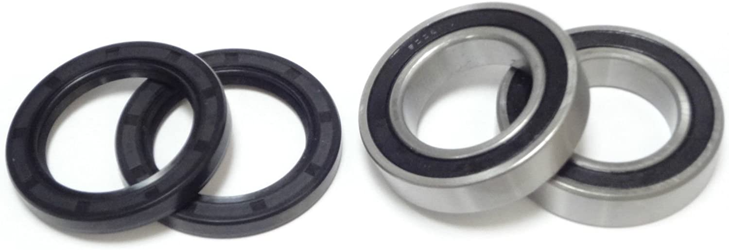 TRX 250 Challenge the lowest price Rear Axle Carrier Bearings Max 71% OFF and 1991-1992 Seals 1987-1988