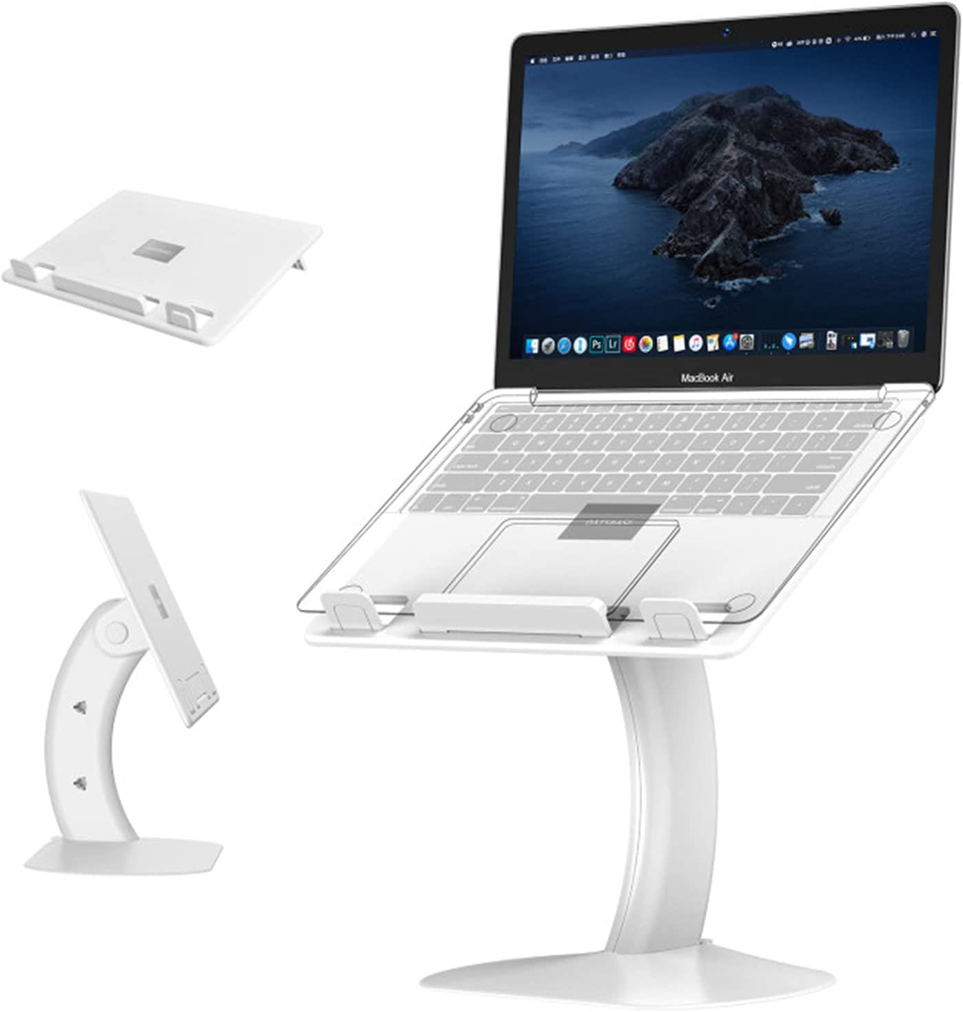 bifine Regular discount Book Stand Desk with HolderTray Page Popularity Clipsportable