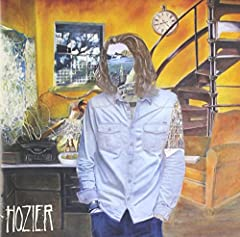 Hozier CD with 4 Bonus Live Tracks (2015)