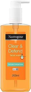 Neutrogena Clear & Defend Ansiktstvätt