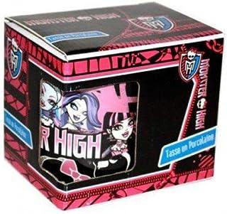Taza barrilete Monster High Porcelana