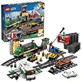 LEGO City Cargo Train 60198