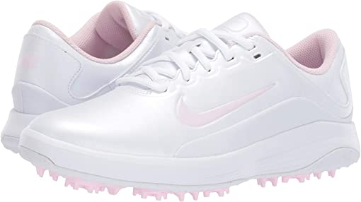 White/Pink Foam