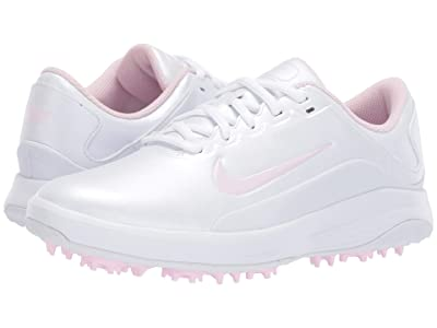 Nike Golf Vapor (White/Pink Foam) Women