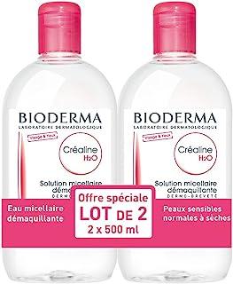 Bioderma Crealine H2O Micelle Solution 2x 500ml