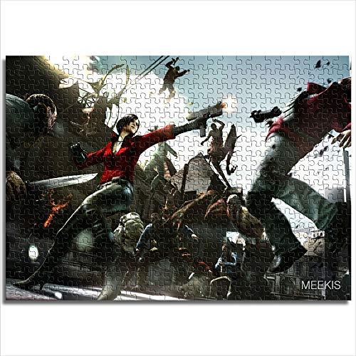 Zeo Qi Lin Zou Clásico Rompecabezas Arma Cuchillo Monstruo