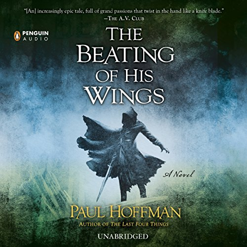 The Beating of His Wings audiobook cover art