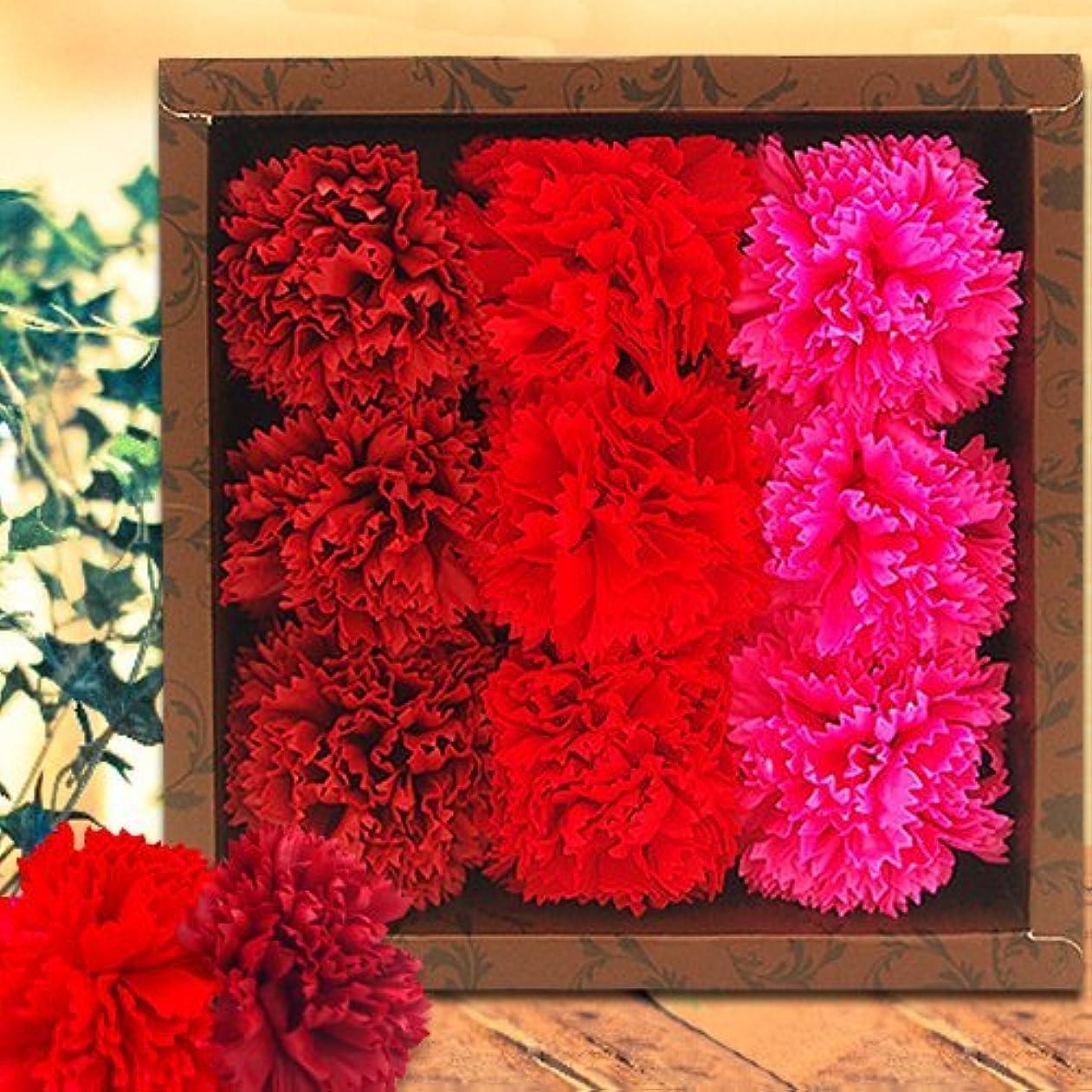 師匠考古学的な減るフラワーフレグランス(Carnation/Red)