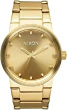 Nixon Cannon Sunray Clean Cut Men's Analogue Watch (39.5mm. Stainless Steel Band)