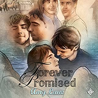 Forever Promised audiobook cover art