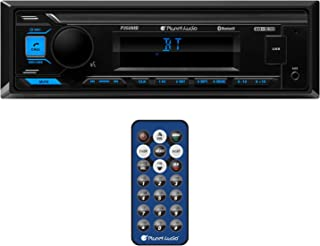 Planet Audio P350MB Multimedia Car Stereo - Single Din, Bluetooth Audio and Hands-Free Calling, MP3 Player, USB Audio, USB...
