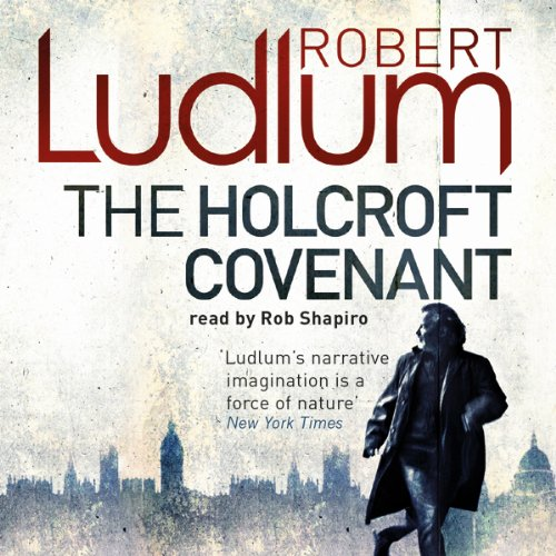The Holcroft Covenant cover art