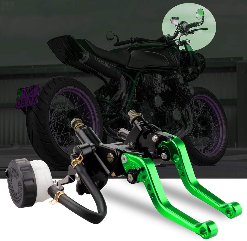 Braking LKV Motorcycle Brake Clutch Pump Lever with Hydraulic ...