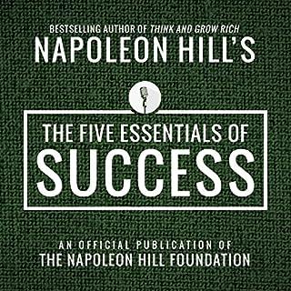 The Five Essentials of Success audiobook cover art