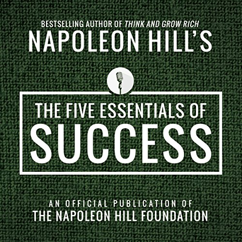 The Five Essentials of Success audiobook cover art
