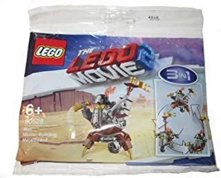 LEGO (30528) The LEGO Movie 2 Mini Master Building MetalBeard Polybag (30528) (42pcs)