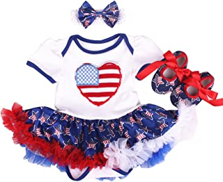 Best 4th of july dresses for infants Reviews