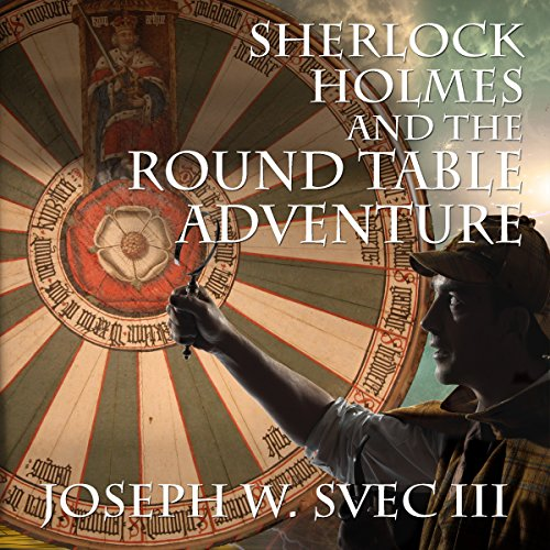 Sherlock Holmes and the Round Table Adventure cover art