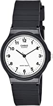 Casio Men's Quartz Resin Casual Watch, Color:Black...