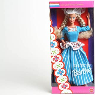 Barbie Dolls of the World Collector Edition Dutch Barbie (1993) [Toy]