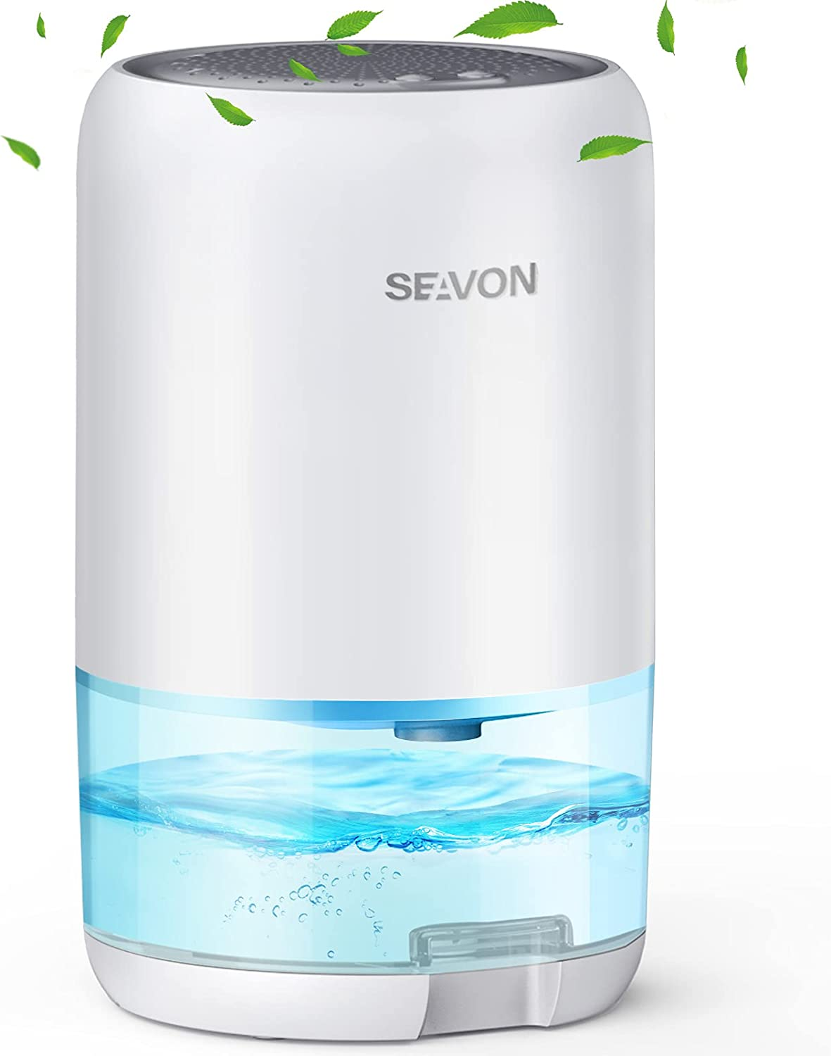 Outlet SALE SEAVON Year-end gift Dehumidifier for Home Cubic Feet Small 2600