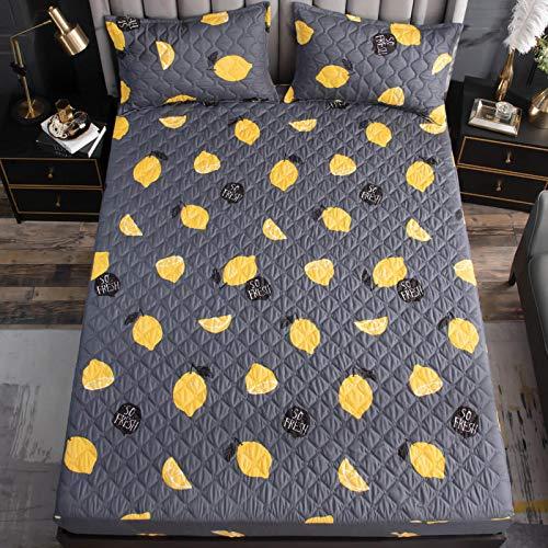 BOLO El juego de cama está hecho de tela suave, fácil de cuidar la ropa de cama, 150 cm x 200 cm + 30 cm