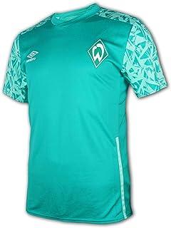 UMBRO Werder Bremen Training Jersey 20 21 SVW Fan Shirt Fußball Trikot, Größe:XXL