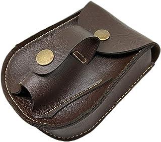 Prove Bag Handmade Leather 2 In 1 Hunting Slingshot Catapult Steel Balls Bearings Bag Pouch Case Holder