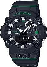 G-SHOCK Analog-Digital Step Tracker Black Dial Men's Watch GBA800DG-1A