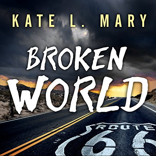 Broken World audiobook cover art