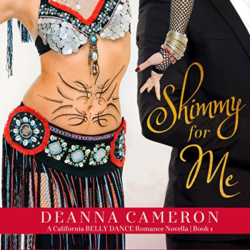 Shimmy for Me: A Novella audiobook cover art