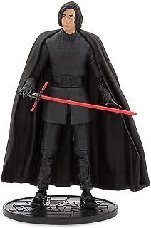 Star Wars Kylo Ren Unmasked Elite Series Die Cast Action Figure - 7 Inch The Last Jedi