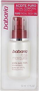 comprar comparacion Babaria Rosa Mosqueta Aceite Puro Facial - 50 ml