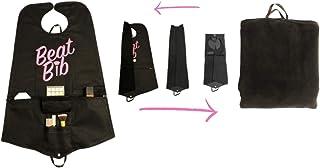 مريلة ذا بيت 2 في 1 حقيبة مكياج + مريلة. يحمي ملابسك من البقع/الفوضى. يتحول إلى حقيبة مكياج مدمجة/مستحضرات تجميل. للاستخدا...