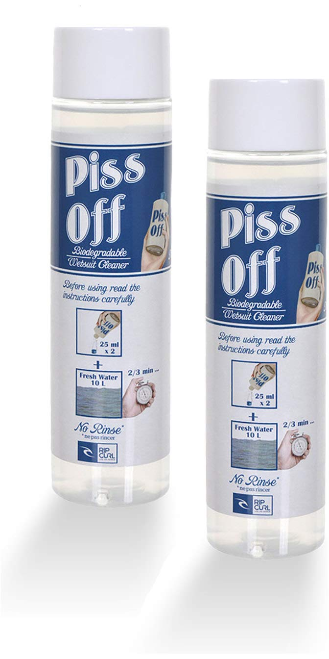 RIP CURL Piss Off Wetsuit Shampoo Double Pack: Amazon.es: Deportes ...
