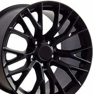 Best c5 zo6 wheels Reviews