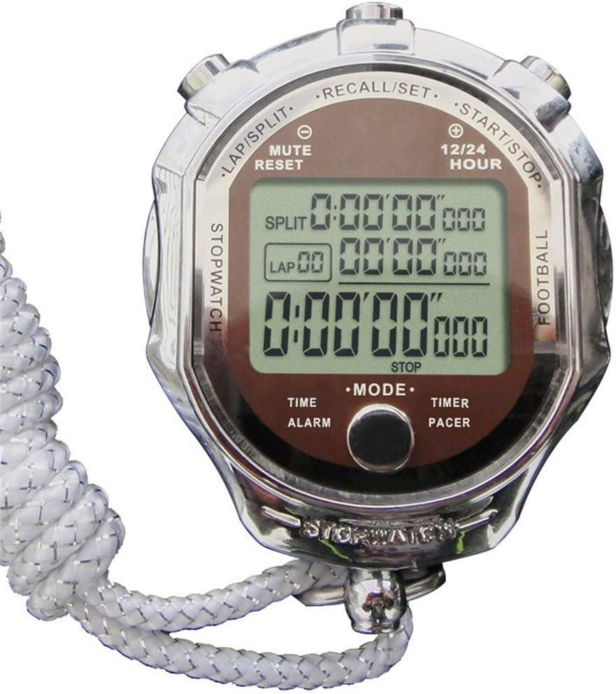 YonCog Handheld Digital Japan Maker New Clock Sports Stopwatch Metal New item Tim