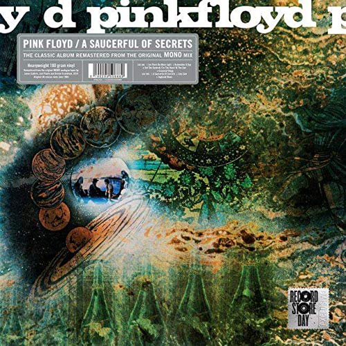 Saucerful Of Secrets (Mono/180G Vinyl) (Rsd)
