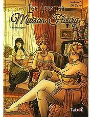 Les Arcanes de la Maison Fleury T.1 - le Rossignol
