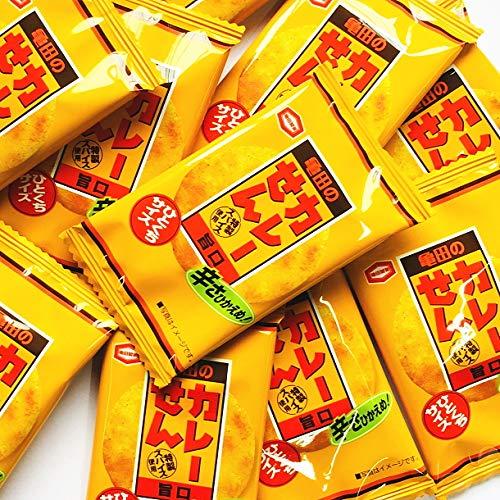 亀田製菓 小分け小袋 (亀田のカレーせん 30袋)