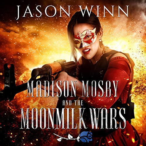 Madison Mosby and the Moonmilk Wars cover art