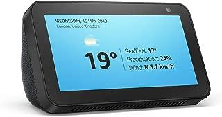Echo Show 5 – Compact smart display with Alexa, Black