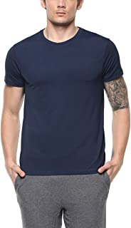 Aventura Outfitters Men's Polyester Elastane Blend T-Shirt Sports Stretch Tees