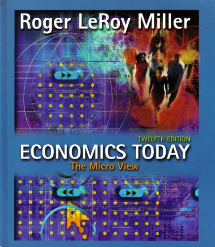 Economics Today: The Micro View